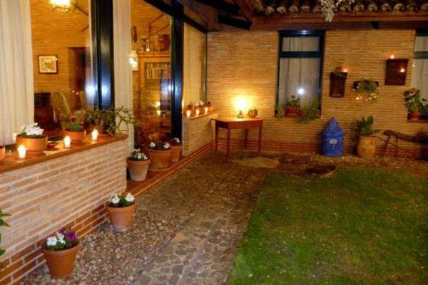 Casa Rural El Roblon - фото 11