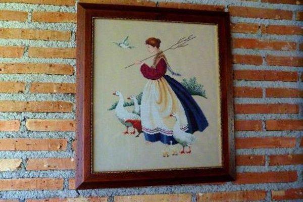 Casa Rural El Roblon - фото 14