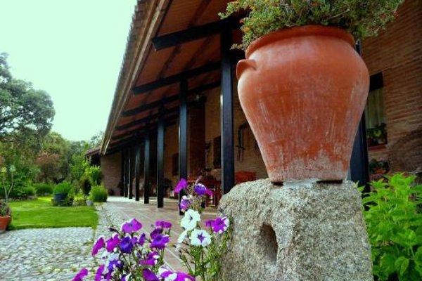 Casa Rural El Roblon - фото 21