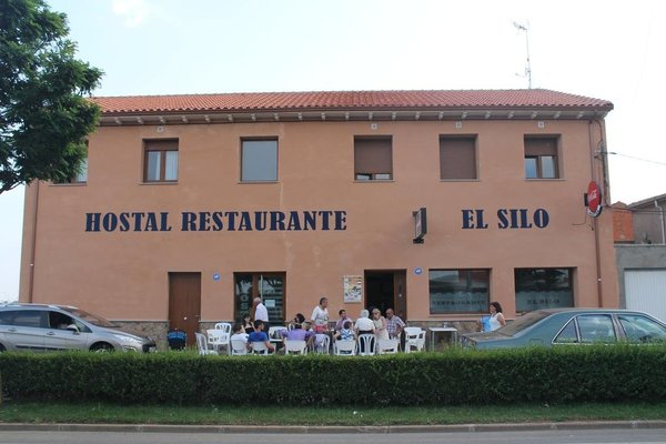 Hostal Restaurante El Silo - фото 4
