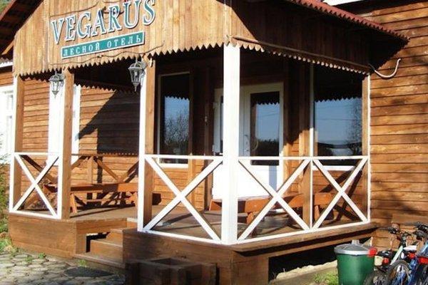 Отель Вегарус - фото 16