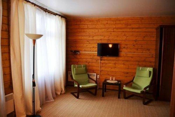 Отель Вегарус - фото 5