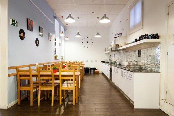 360 Hostel Barcelona Arts&Culture - фото 11
