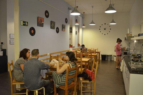 360 Hostel Barcelona Arts&Culture - фото 13