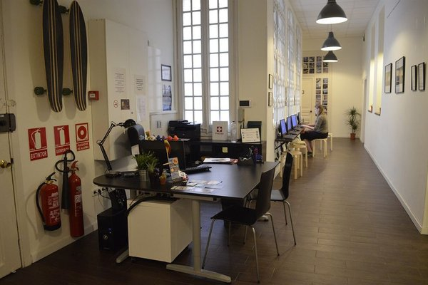 360 Hostel Barcelona Arts&Culture - фото 16