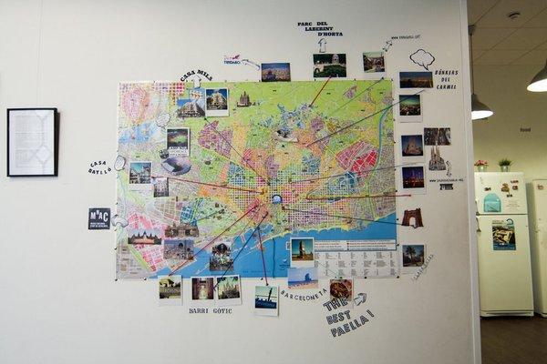 360 Hostel Barcelona Arts&Culture - фото 18