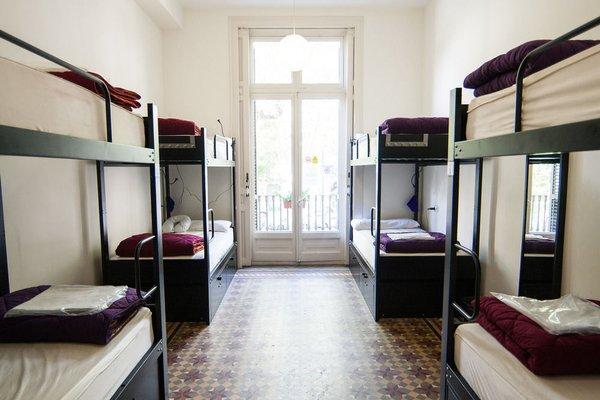 360 Hostel Barcelona Arts&Culture - фото 5