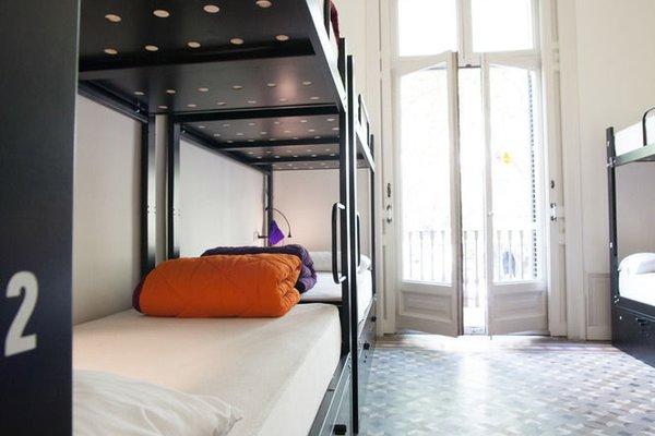 360 Hostel Barcelona Arts&Culture - фото 9