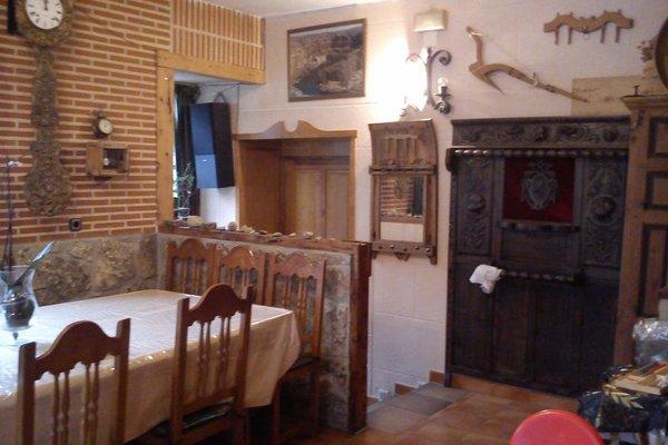 Casa Turismo Rural Pantano de Burgomillodo - фото 10