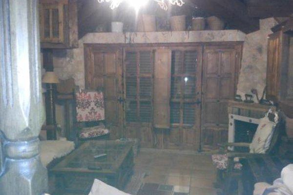 Casa Turismo Rural Pantano de Burgomillodo - фото 18