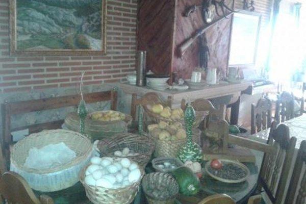 Casa Turismo Rural Pantano de Burgomillodo - фото 19