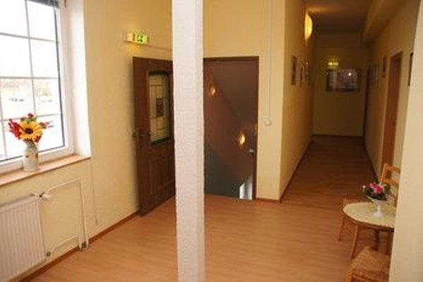 Hotel am Flugplatz Magdeburg - фото 12