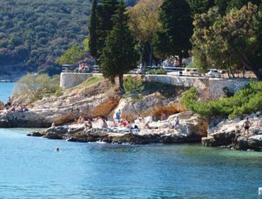 Гестхаус Holiday home Gornji Rabac Croatia