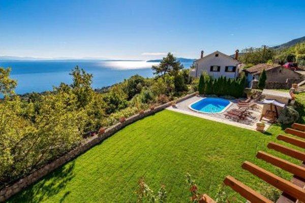 Holiday home Dobrec-Sentinici bb Croatia - 6