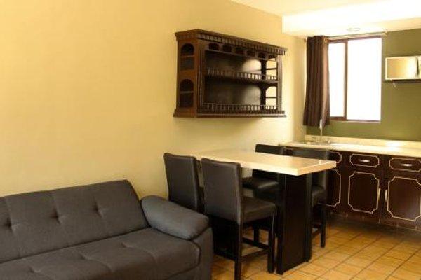 La Fuente Hotel & Suites - фото 10