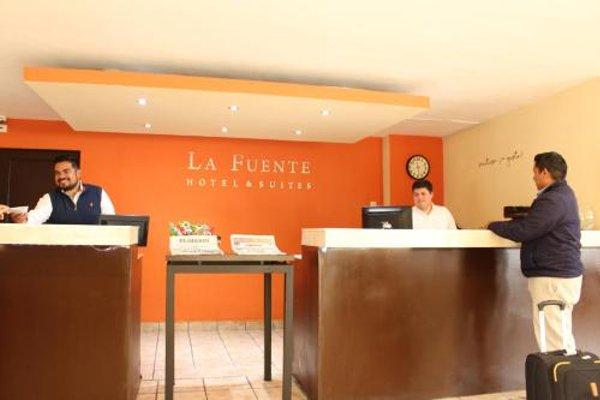 La Fuente Hotel & Suites - фото 14