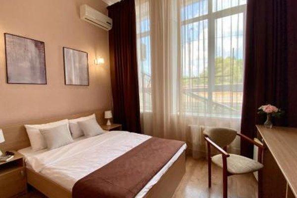 Отель Авиатор - фото 14