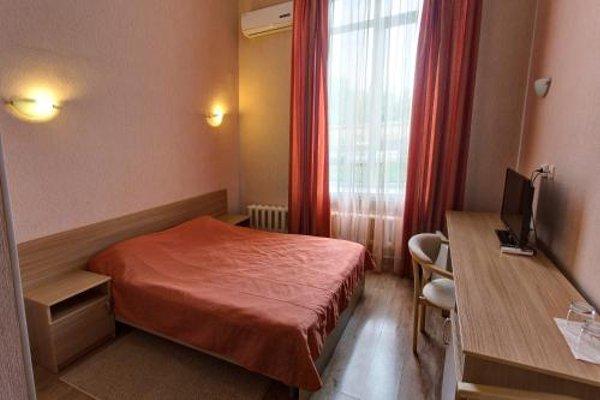 Отель Авиатор - фото 7
