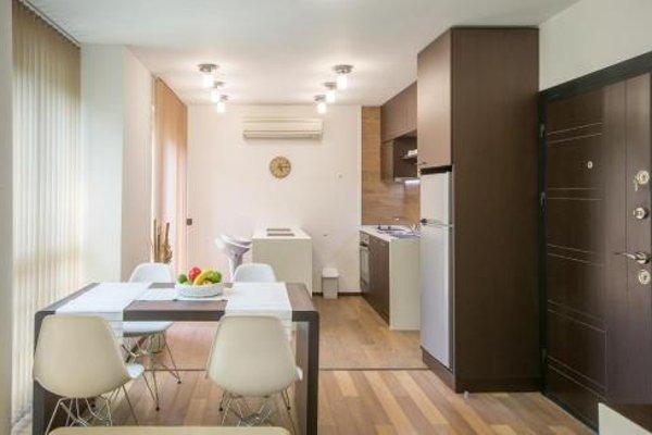 City Apartments La Casa - фото 7