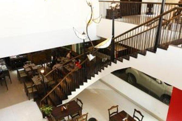 Palm Grass Hotel - фото 12