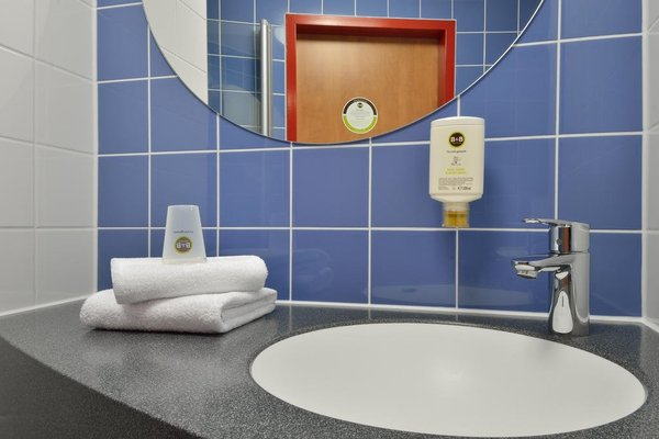 B&B Hotel Bremen-Hbf - фото 11