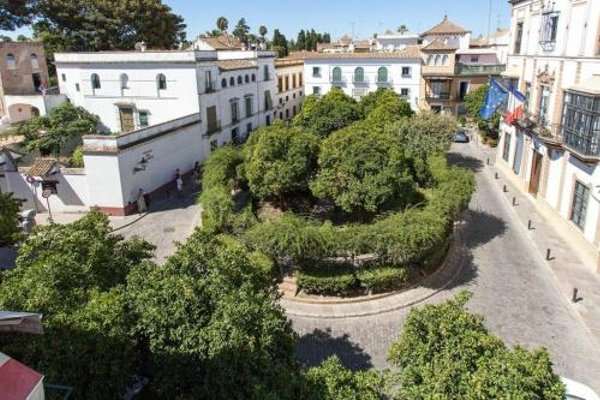 Apartamentos Plaza de Santa Cruz - фото 21