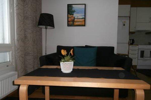 Huoneistohotelli Nallisuites - фото 12