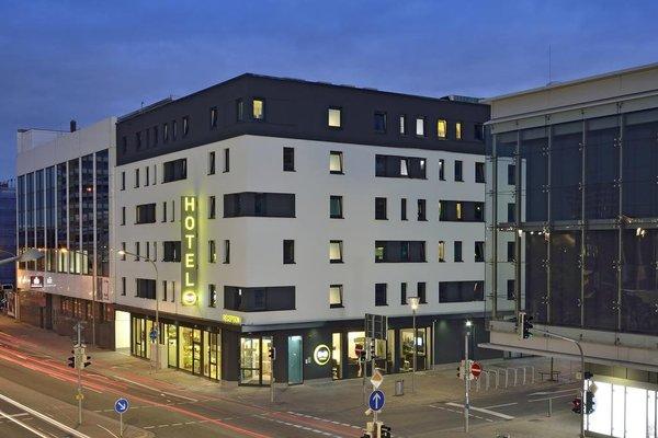 B&B Hotel Ludwigshafen - фото 21