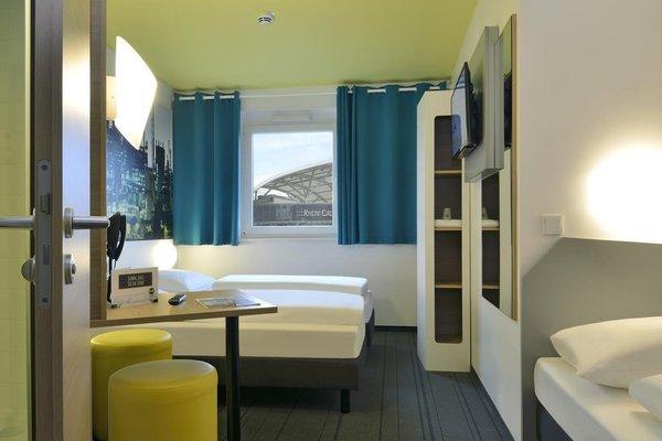 B&B Hotel Ludwigshafen - фото 9