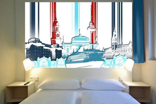 B&B Hotel Hamburg City-Ost - фото 7
