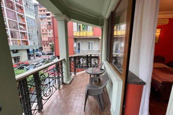 Guesthouse Parnavaz Mepe - фото 7