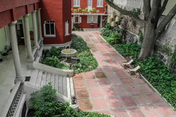 Casa Moctezuma - фото 21