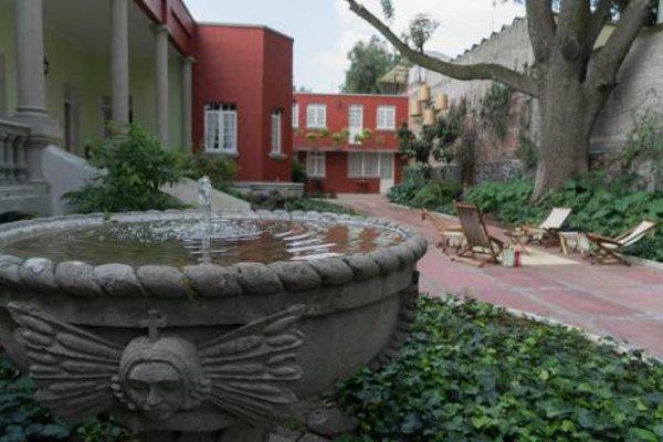 Casa Moctezuma - фото 22