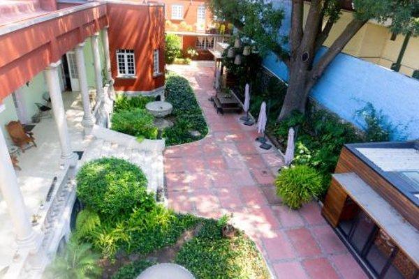 Casa Moctezuma - фото 23