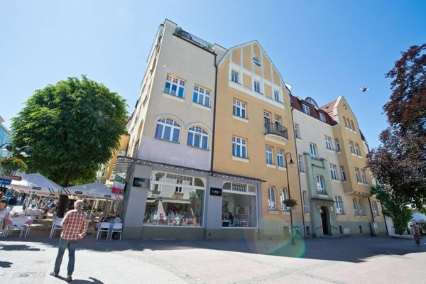 Homestay in the centre of Sopot - фото 5