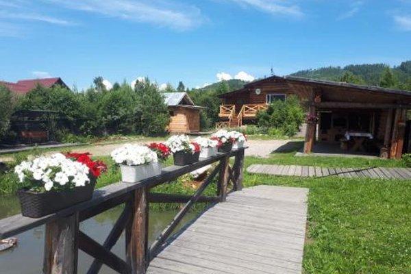 В гостевом доме «Коттедж и сауна на Байкале» - фото 13