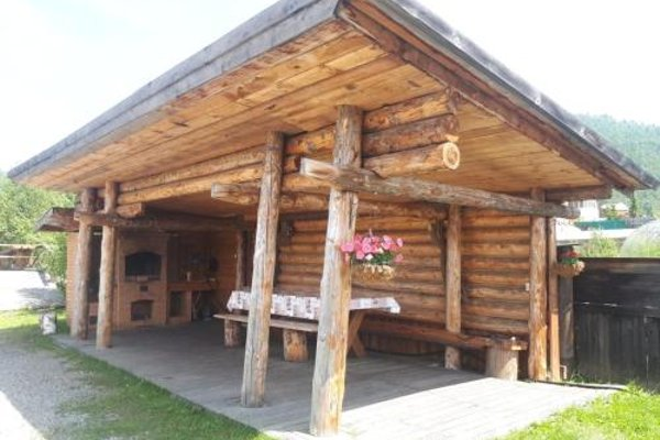 В гостевом доме «Коттедж и сауна на Байкале» - фото 14