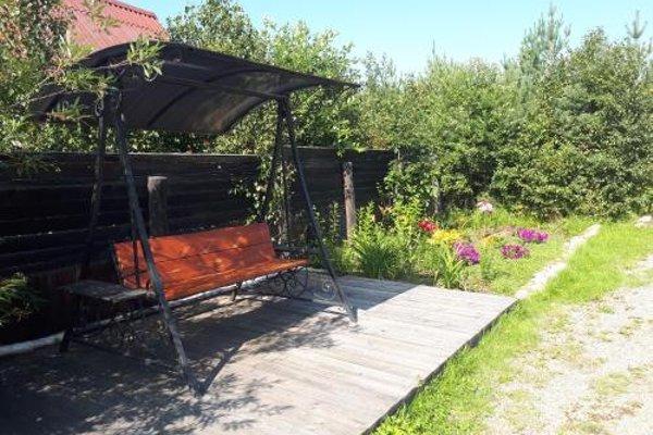 В гостевом доме «Коттедж и сауна на Байкале» - фото 16