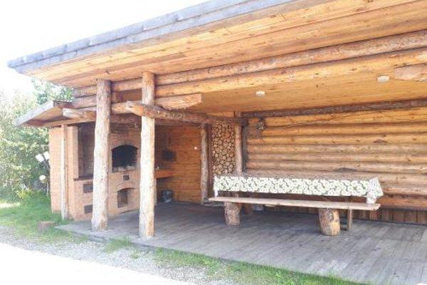 В гостевом доме «Коттедж и сауна на Байкале» - фото 17