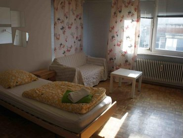 Апартаменты Basel Rooms Appartements