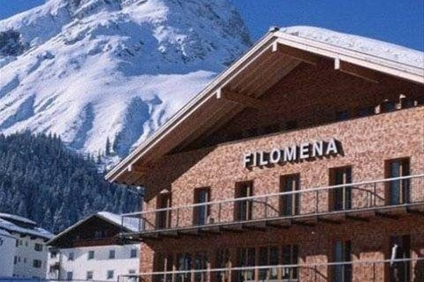 Apart-Hotel Filomena - фото 21