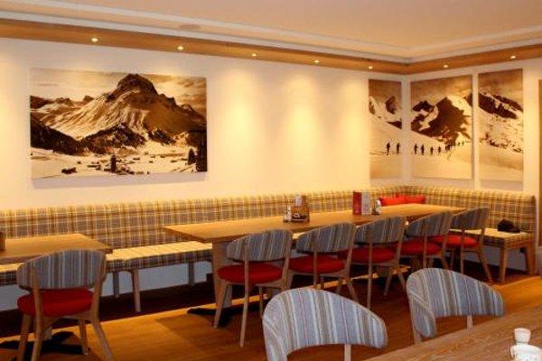 Hotel Garni Larchenhof - фото 14