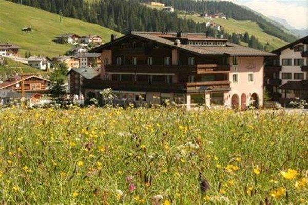 Hotel Garni Larchenhof - фото 22