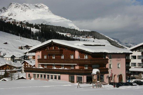 Hotel Garni Larchenhof - фото 23