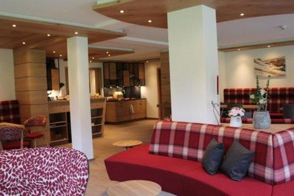 Hotel Garni Larchenhof - фото 8