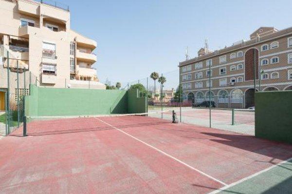 Apartamento Guadalmar Playa - фото 17