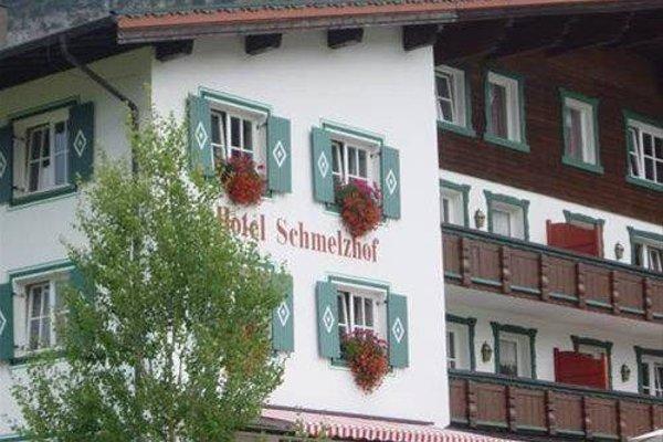 Boutique-Hotel Schmelzhof - фото 22