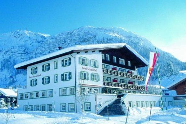 Boutique-Hotel Schmelzhof - фото 23