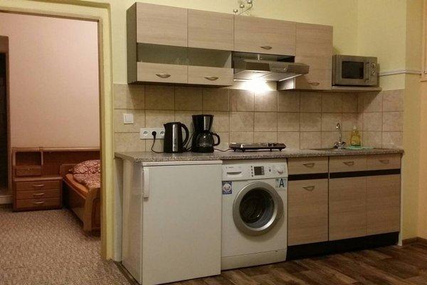 Ana Apartments Karlovy Vary - фото 20