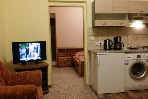 Ana Apartments Karlovy Vary - фото 21